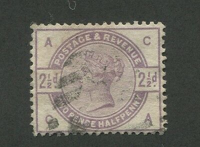 Great Britain #101 Used Vf