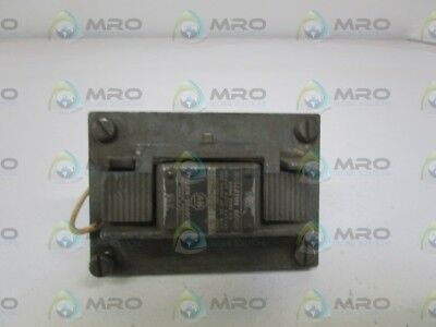 Allen Bradley Switch 800H-2Hb7 Ser. M (As Pictured) *used *