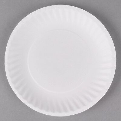 Eilat 9 Inch Paper Plates For your Party or Dinner 100 Count 018026121005