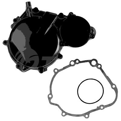 Left Engine Stator Cover Crankcase For Suzuki GSXR600 GSX-R 750 2006-2019 07 08