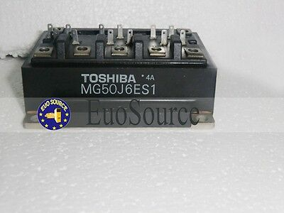 MG50J6ES1 IGBT module for Toshiba in very good condition