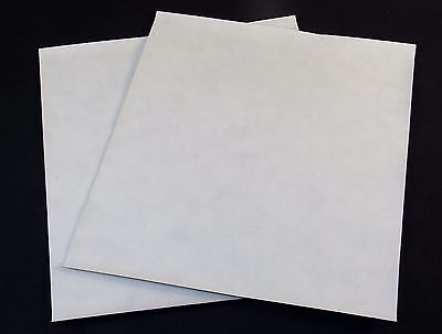 """Magnetic Adhesive Sheets 10""""x12"""" Wholesale Lot of 100 ~ Projects, Arts & Crafts"""