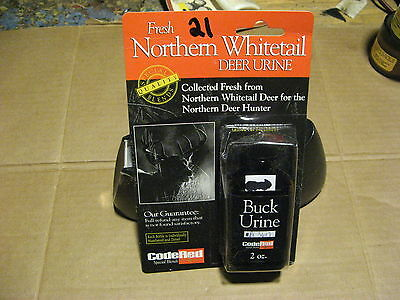 Code Red Fresh Northern Whitetail Buck Urine Cover Scent Hunting Brand New