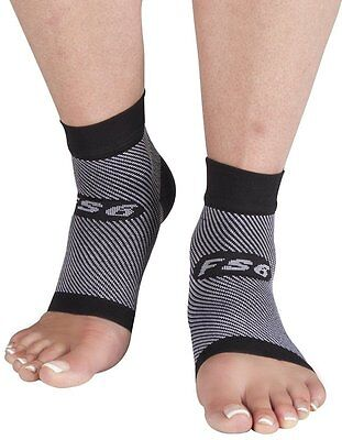 Orthosleeve Compression Foot Sleeve FS6 - 1 Pair