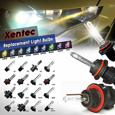 Two HID Kit 's Replacement Bulbs Xentec Xenon Headlight Fog Light 30000LM 35/55W