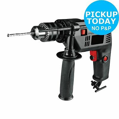 Simple Value 500W Hammer Drill - Black. From the Official Argos Shop on ebay