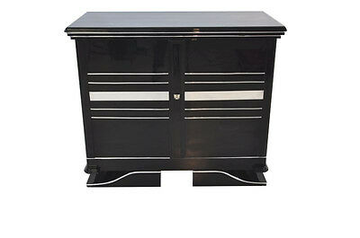Art Deco Chrome Chest of Drawers
