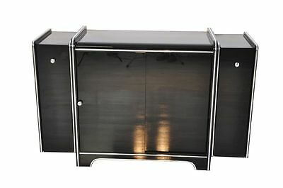Art Deco Sideboard with Bar pullouts