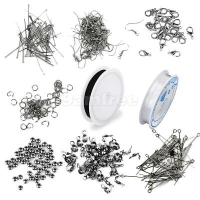Jewellery Making Accessories Findings Starter Kit Gift Set for Crafts DIY