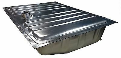 64-68 Mustang 67-68 Cougar Stainless steel gas tank & 2 Line fuel sending unit