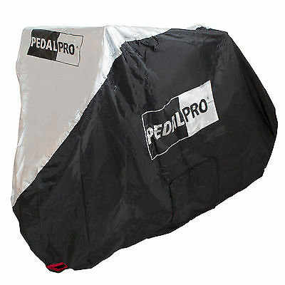 Pedalpro Universal Waterproof Bicycle Cover Weather Resistant Bike/cycle Storage