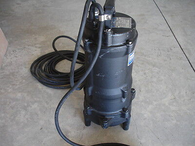 HCP Submersible Grinder Pump 32GF21.5 2HP 3 Phase 230/460 Volt 1 1/4 Outlet NEW