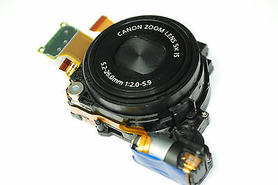 Canon PowerShot S110 Camera Lens ZOOM UNIT 5x Optical ZOOM + CCD USA