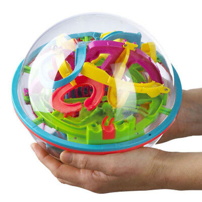 Addictaball Large Puzzle Ball | Addict a Ball Maze 1 3D Puzzle Game Fun Gift Toy