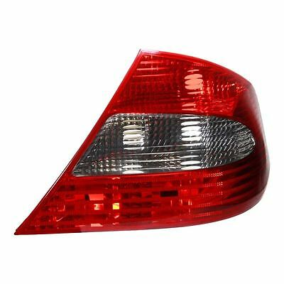 Mercedes Benz Clk C209 2007-2010 Rear Tail Light Drivers Side O/s