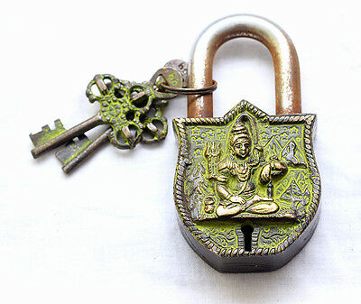 Lord Shiva Door Lock