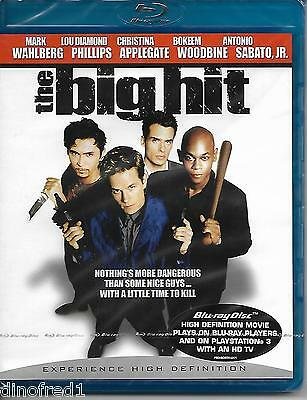 The Big Hit (Blu-ray, 2007) NEW SEALED