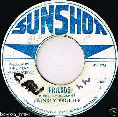 """sunshot 7"""" : HEPTONES-party time  (hear)"""
