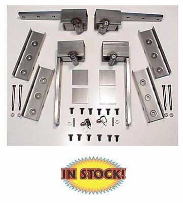 Carolina Custom Universal Regular and Suicide Door Hinge Kit - HH600