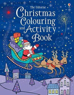 Christmas Colouring and Activity Book by Kirsteen Rogers (Paperback, 2012)