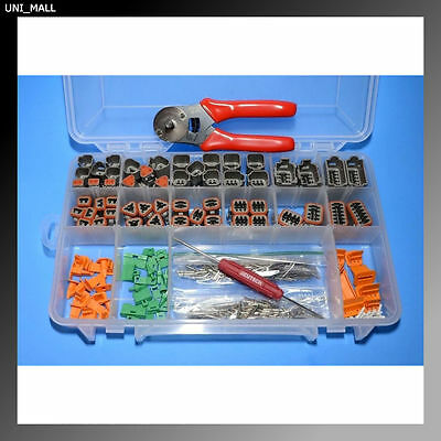 432 PCS DEUTSCH DT Genuine Solid Contacts KIT + Tools, From USA