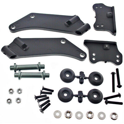 Mugen 1/8 MBX7TR Eco Truggy * WING MOUNT STAY SET, BRACES & COUNTERSUNK WASHERS