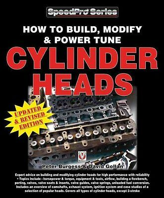How to Build, Modify and Power Tune Cylinder Heads 9781903706763