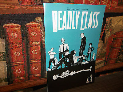 Deadly Class Tome 1-Edition Promotionnelle-Bd