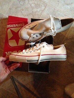 68563052effd8f NOS Converse Chuck Taylor All-Star (Vintage) Sneakers (Made USA) Rare
