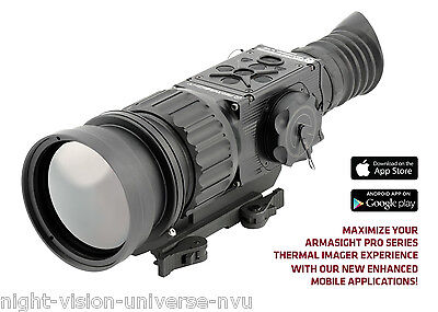 ARMASIGHT by FLIR Zeus-Pro 640 4-32x100 (30 Hz) Thermal Imaging Weapon Sight
