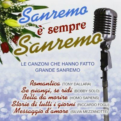 Sanremo E' Sempre Sanremo - Various Artists - Various Artists - Audio CD (A8t)