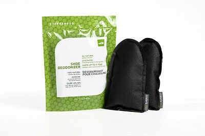 Ecofriendly & All Natural Shoe Deodorizer - EverBamboo