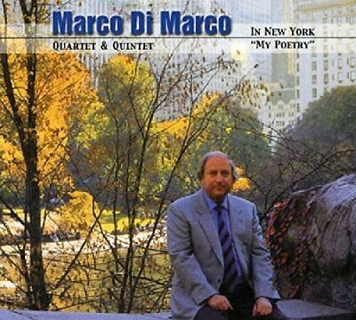 My Poetry - Marco Di Marco - Audio CD (o9p)