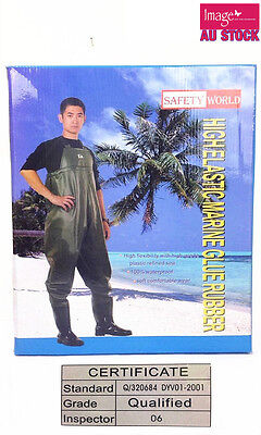 Fishing Wader High Elastic Marine Glue Rubber Waterproof Wader With Boots