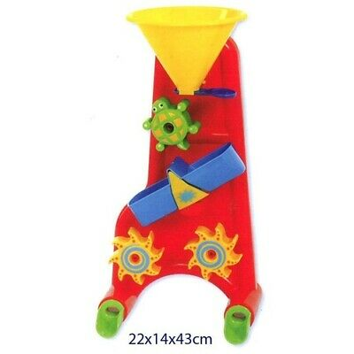 New GOWI SAND & WATER MILL Bath BEACH Toy Pretend IMAGINATIVE PLAY Baby Toddler