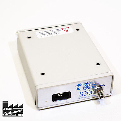 S2000 RJ Fiber Optic Spectrometer Ocean Optics - Free Shipping!