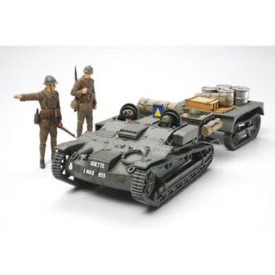 TAMIYA 35284 French Armoured Carrier UE 1:35 Military Model Kit
