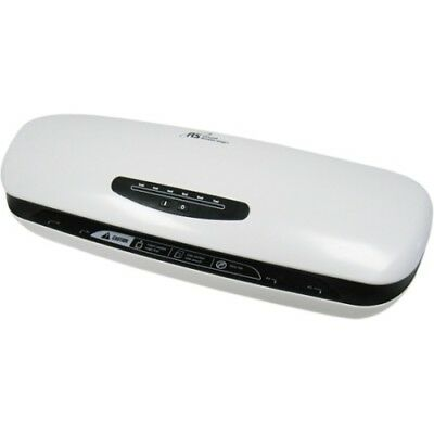 """Royal Sovereign 13"""" thermal & cold 2 roller pouch laminator with temperature con"""