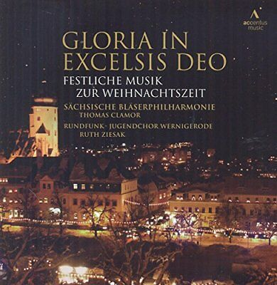 Gloria in Excelsis Deo Opere Sacre Dal - Thomas Clamor, Sächsische (O6a)