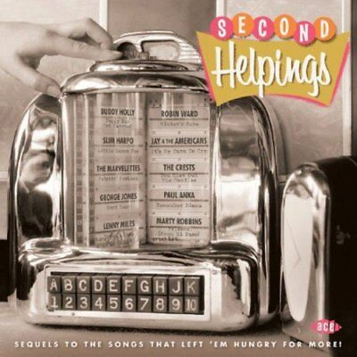 Second Helpings - Sequels to the Songs T - Various - Audio CD (c0I)
