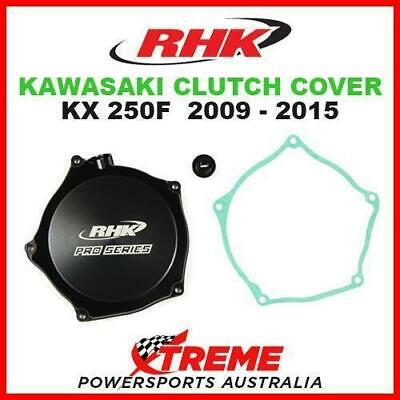 Rhk Mx Black Case Clutch Cover Kawasaki Kx250F Kx 250F Kxf250 2009-2015 Dirtbike