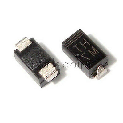 100PCS Diode DO-214(SMD) 1N4007 LL4007 M7 TOSHIBA