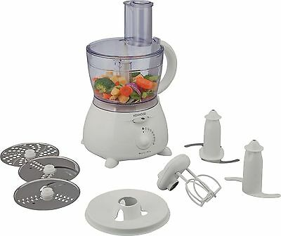 Kenwood Fp Food Processor And Blender W Silver