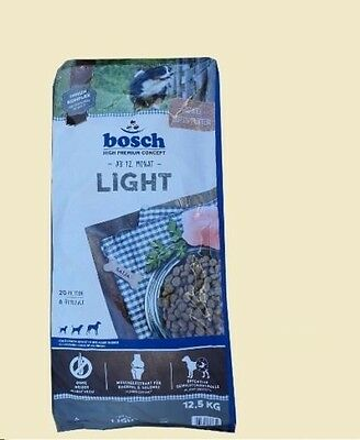 Bosch Light Adult 12,5 kg, dry food for dogs
