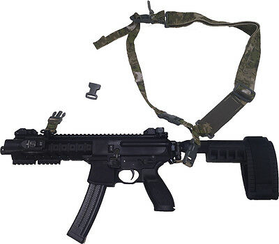 SIG MPX  PDW URBAN-SENTRY Hybrid One & Two Point Tactical Operator Sling Kit