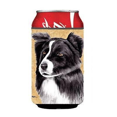 Carolines Treasures SC9138CC Border Collie Can Or Bottle Hugger • AUD 45.90