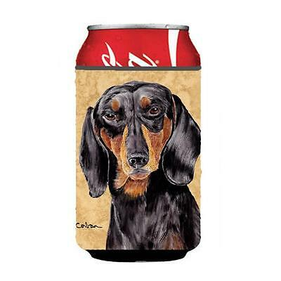 Carolines Treasures SC9139CC Dachshund Can Or Bottle Hugger