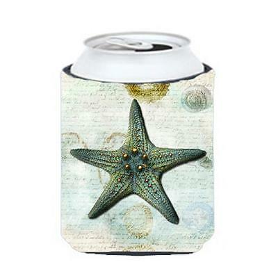 Carolines Treasures SB3034CC Starfish Can Or Bottle Hugger