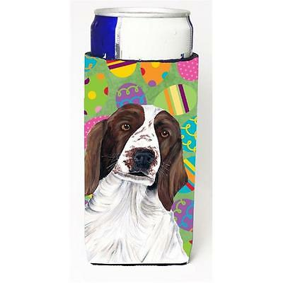 Welsh Springer Spaniel Easter Eggtravaganza Michelob Ultra s For Slim Cans 12...