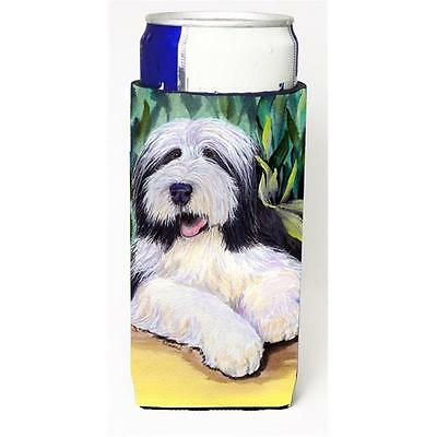Carolines Treasures SS1038MUK Bearded Collie Michelob Ultra s for slim cans